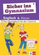 Cover-Bild zu Sicher ins Gymnasium Englisch 4. Klasse