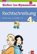 Cover-Bild zu Sicher ins Gymnasium Deutsch Rechtschreibung 4. Klasse