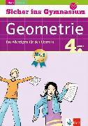Cover-Bild zu Klett Sicher ins Gymnasium Geometrie 4. Klasse (eBook) von Heuchert, Detlev