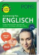 Cover-Bild zu PONS Audiotraining Plus Englisch
