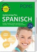 Cover-Bild zu PONS Audiotraining Plus Spanisch