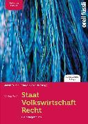 Cover-Bild zu Staat/Volkswirtschaft/Recht - inkl. E-Book von Fuchs, Jakob (Hrsg.)
