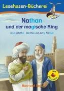 Cover-Bild zu Nathan und der magische Ring / Silbenhilfe von Scheffler, Ursel