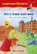 Cover-Bild zu Anna traut sich was / Silbenhilfe von Mai, Manfred