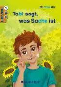 Cover-Bild zu Tobi sagt, was Sache ist / Level 1. Schulausgabe von Mai, Manfred