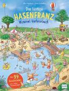 Cover-Bild zu Das lustige Hasenfranz Wimmel-Vorlesebuch von Scheffler, Ursel
