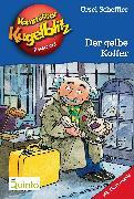 Cover-Bild zu Kommissar Kugelblitz 03. Der gelbe Koffer (eBook) von Scheffler, Ursel