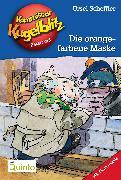 Cover-Bild zu Kommissar Kugelblitz 02. Die orangefarbene Maske (eBook) von Scheffler, Ursel