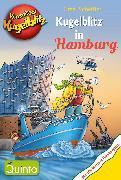 Cover-Bild zu Kommissar Kugelblitz - Kugelblitz in Hamburg (eBook) von Scheffler, Ursel