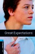 Cover-Bild zu Oxford Bookworms Library: Level 5:: Great Expectations von Dickens, Charles