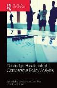 Cover-Bild zu Routledge Handbook of Comparative Policy Analysis (eBook) von Brans, Marleen (Hrsg.)