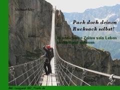 Cover-Bild zu Pack doch deinen Rucksack selbst! (eBook) von May, Michael