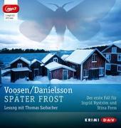 Cover-Bild zu Voosen, Roman: Später Frost