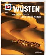 Cover-Bild zu Werdes, Alexandra: WAS IST WAS Band 34 Wüsten. Nomaden, Oasen und endlose Weiten