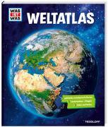 Cover-Bild zu Baur, Dr. Manfred: WAS IST WAS Weltatlas