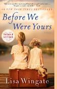 Cover-Bild zu Wingate, Lisa: Before We Were Yours (eBook)
