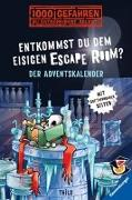 Cover-Bild zu Der Adventskalender - Entkommst du dem eisigen Escape Room? von THiLO
