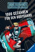 Cover-Bild zu 1000 Gefahren für den Bodyguard von Lenk, Fabian