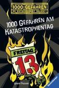Cover-Bild zu 1000 Gefahren am Katastrophentag von Packard, Edward