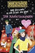 Cover-Bild zu Der Adventskalender - 1000 Gefahren in der Stadt der Liebe von THiLO