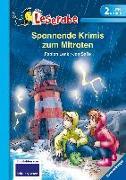 Cover-Bild zu Spannende Krimis zum Mitraten von Lenk, Fabian