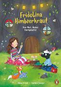 Cover-Bild zu Girod, Anke: Fridolina Himbeerkraut - Nur Mut, lieber Honigdachs!