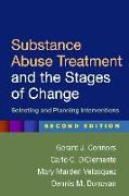 Cover-Bild zu Connors, Gerard J.: Substance Abuse Treatment and the Stages of Change
