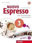 Cover-Bild zu Ziglio, Luciana: Nuovo Espresso 3. B1. Lehr- und Arbeitsbuch