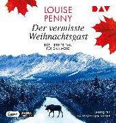 Cover-Bild zu Penny, Louise: Der vermisste Weihnachtsgast. Der neunte Fall für Gamache