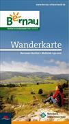 Cover-Bild zu Wanderkarte Bernau, laminiert. 1:30'000