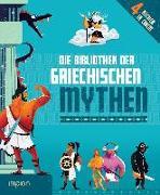 Cover-Bild zu Corvaglia, Sonia: Die Bibliothek der Griechischen Mythen