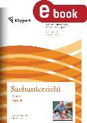 Cover-Bild zu Steinzeit - Ägypten (eBook) von Geißler, Nicole