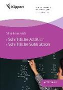 Cover-Bild zu Schriftliche Addition - Schriftliche Subtraktion von Müller, Ann-Kathrin