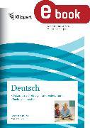 Cover-Bild zu Nachschlagen & recherchieren - Sachtexte erstellen (eBook) von Karg, Wolfram
