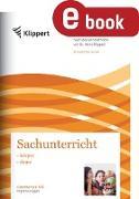 Cover-Bild zu Körper - Sinne (eBook) von Hauser, Alexandra