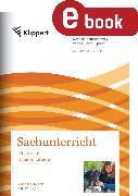 Cover-Bild zu Haustiere - Bauernhoftiere (eBook) von Zerbe, Renate Maria
