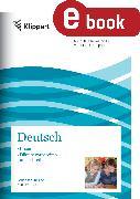 Cover-Bild zu Lesen - Diktate vorbereiten und schreiben (eBook) von Wetzstein, Susanne