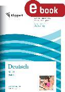 Cover-Bild zu Märchen - Fabeln (eBook) von Gleichauf, Sven