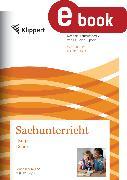 Cover-Bild zu Körper - Sinne (eBook) von Boes, Waltraud