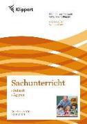 Cover-Bild zu Steinzeit - Ägypten (3. und 4. Klasse) von Geißler, Nicole