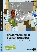 Cover-Bild zu Bruchrechnung in kleinen Schritten 2 (eBook) von Becker, Kathrin