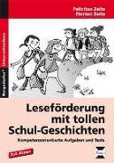 Cover-Bild zu Leseförderung mit tollen Schul-Geschichten von Zeitz, Felicitas