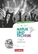 Cover-Bild zu Natur und Technik - Physik Neubearbeitung, Baden-Württemberg, Gesamtband, Handreichungen für den Unterricht von Abegg, Volker