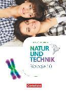 Cover-Bild zu Natur und Technik - Biologie Neubearbeitung, Baden-Württemberg, 10. Schuljahr, Schülerbuch von Austenfeld, Ulrike
