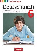 Cover-Bild zu Deutschbuch Gymnasium, Bayern - Neubearbeitung, 6. Jahrgangsstufe, Servicepaket mit CD-Extra, Handreichungen, Kopiervorlagen, Schulaufgaben von Baum, Monika