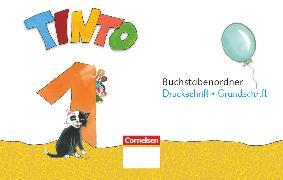 Cover-Bild zu Tinto 1, Neubearbeitung 2018, 1. Schuljahr, Produktpaket mit Buchstabenordner Druckschrift, 84171-4, 84283-4, 84175-2 und 84194-3 im Paket