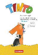 Cover-Bild zu Tinto 1, Neubearbeitung 2018, 1. Schuljahr, Kopiervorlagen mit CD-ROM, In Druckschrift (auf beiliegender CD-ROM auch in Grundschrift) von Anders, Linda