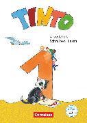 Cover-Bild zu Tinto 1, Neubearbeitung 2018, 1. Schuljahr, Arbeitsheft Schreiben/Lesen, Mit Buchstabenhaus von Anders, Linda
