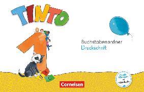 Cover-Bild zu Tinto 1, Neubearbeitung 2018, 1. Schuljahr, Buchstabenordner Druckschrift