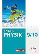 Cover-Bild zu Fokus Physik - Neubearbeitung, Gymnasium Baden-Württemberg, 9./10. Schuljahr, Schülerbuch von Burzin, Stefan